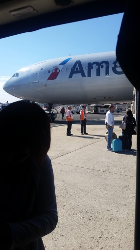 Arrival!