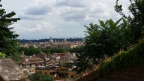 Atop the Janiculum Hill